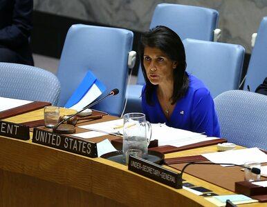 """Ambasador USA przy ONZ zagroziła zniszczeniem Korei Północnej. """"Dyktator..."""