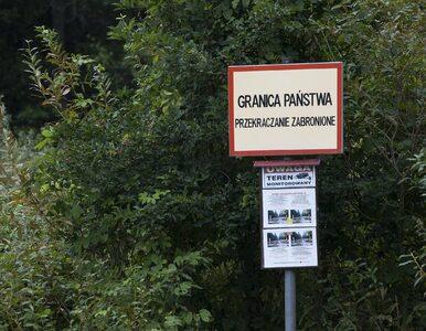 Straż Graniczna o 71 próbach nielegalnego przekroczenia granicy