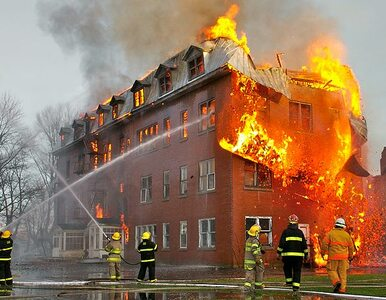 Ponad 2 tysiące pożarów w święta