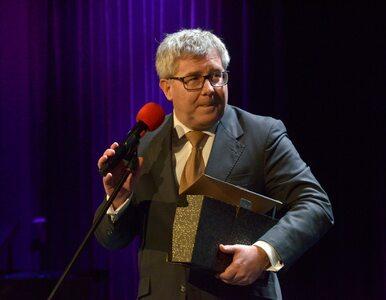 Czarnecki: Platforma wyciera sobie gębę prof. Religą