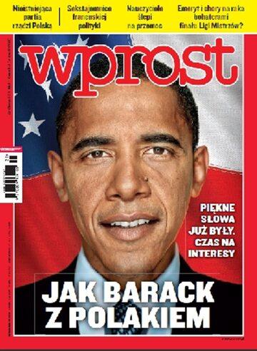 Okładka tygodnika Wprost nr 21/2011 (1476)