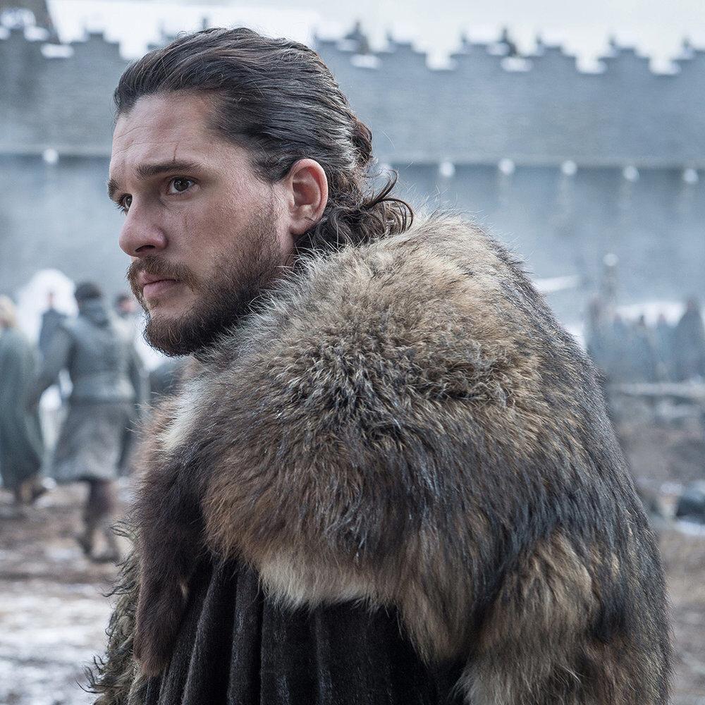 """Jon Snow w 8. sezonie """"Gry o tron"""""""