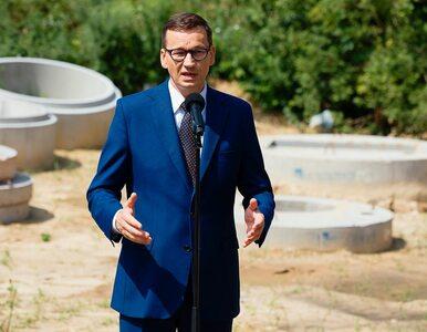 """Premier Morawiecki skomentował temat Mariana Banasia i jego syna. """"To..."""