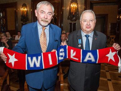 Prezes Wisły zawieszony za wulgarną wypowiedź o prezesie PiS: Niech...