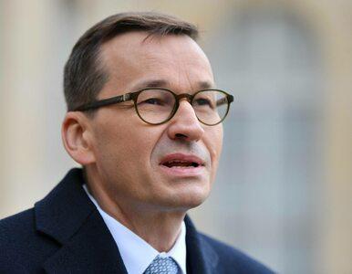 """""""Wiadomości"""" uderzyły we współpracownika Morawieckiego. Premier: Jestem..."""