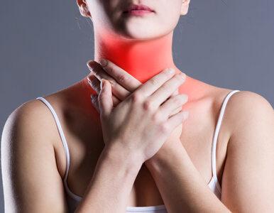 Rak przełyku – objawy, których nie wolno ignorować