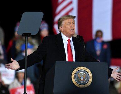 Impeachment Trumpa zgodny z konstytucją. Senat dał zielone światło
