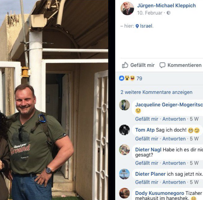 Jurgen-Michael Kleppich