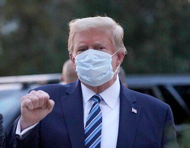 Leczenie Trumpa jest najbardziej uciążliwe... dla samych lekarzy
