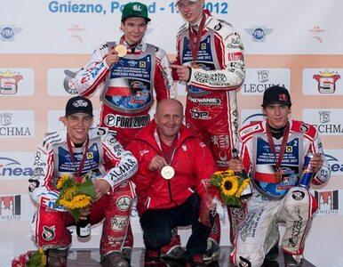 Polscy żużlowcy drużynowymi mistrzami świata juniorów