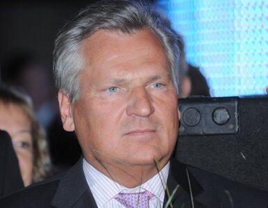"""Kwaśniewski dla """"Wprost"""": wybory nie rozstrzygną się w I turze"""