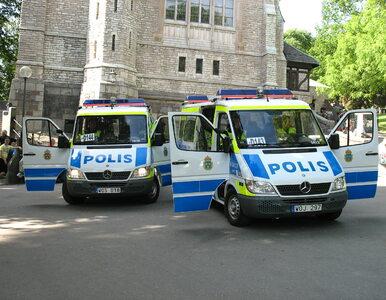 Atak nożownika w Szwecji. Osiem osób zostało rannych
