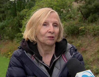 """Maria Nurowska oskarża polityków PO o niepowodzenie. """"Jeden z panów..."""