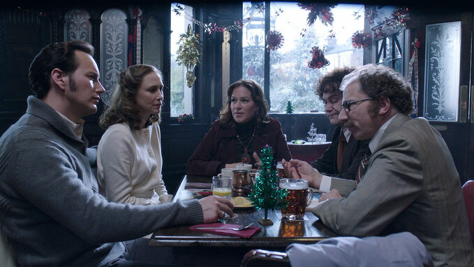 """""""Obecność 2"""" / """"The Conjuring 2: TheEnfield Poltergeist"""" (2016)"""