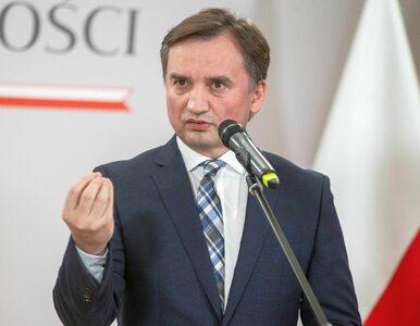 """""""Nie zgadzamy się na to! Walczmy o interes Polski!"""". Zbigniew Ziobro..."""