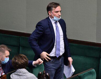 Ziobryści zagłosowali razem z opozycją. Chodzi o wicepremiera Piotra...