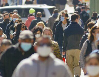 Zatrważające statystyki. 1 na 500 Amerykanów zmarł z powodu COVID-19