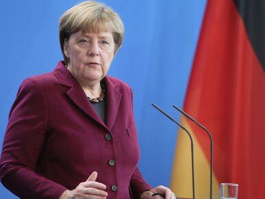 """Wzruszająca sytuacja podczas konwencji Merkel. """"Czy mogę uścisnąć Pani..."""