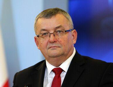 Minister infrastruktury o swoim wykształceniu: Moje studia są moim...