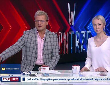 """Jarosław Jakimowicz w TVP Info kpił z Rafała Trzaskowskiego. """"Nie umiem..."""