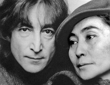 Kultowe okulary Lennona trafiły na aukcję. Zapłacono za nie ogromną sumę