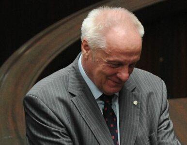 Niesiołowski o taśmach PSL: dęta afera, piranie polityczne żerują