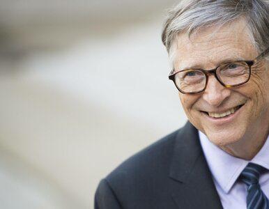 Zdjęcie Billa Gatesa podbija media społecznościowe. Miliarder w kolejce...