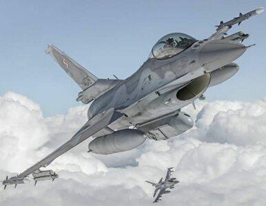 Polskie F-16 przeciw dżihadystom z IS. Szef MON: Mam nadzieję, że...