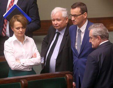 """Emilewicz zagłosowała razem z PiS ws. """"Piątki dla zwierząt""""...."""