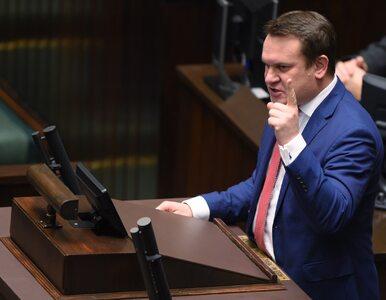 Tarczyński do posła Nowoczesnej: Gawłowski też się uśmiechał, do czasu