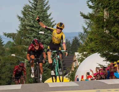 Tour de Pologne. Rafał Majka wysoko, jest nowy lider wyścigu