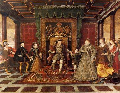 """Żony Henryka VIII i ich tragiczna historia. """"Rozwiedziona, ścięta,..."""