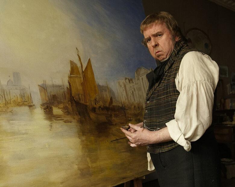 "Anglia jak z obrazka – recenzja filmu ""Pan Turner"""
