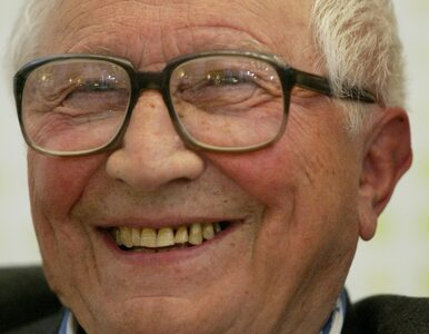 Różewicz skończył 92 lata