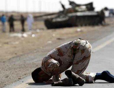 1000 ofiar wojny domowej w Libii