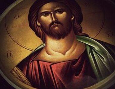 Jezus objawił się na...żelazku