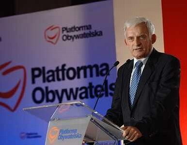 Buzek: dni Łukaszenki są policzone