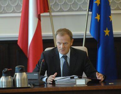 Los rządu Donalda Tuska zależy od wyniku wyborczego listy Palikota?