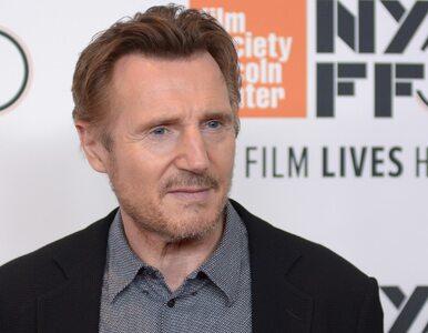 """Liam Neeson o gwałcie. """"Miałem nadzieję, że jakiś czarny drań zacznie do..."""