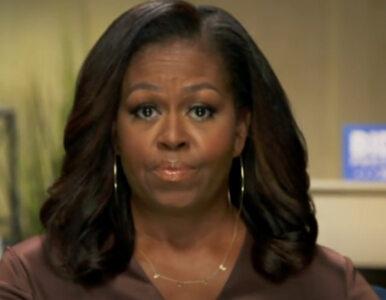 Naszyjnik Michelle Obamy wywołał zamieszanie w sieci. Wiemy, gdzie można...