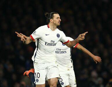 Chelsea poza Ligą Mistrzów. Ibrahimović uratował PSG