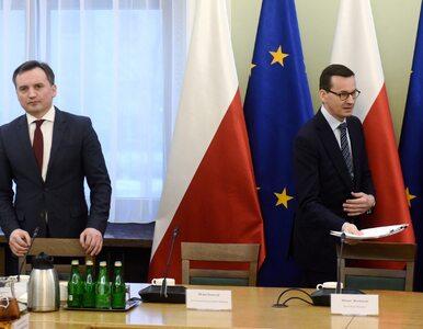 """Plan Ziobry nie wypalił. """"Założenie było proste – pozbyć się Morawieckiego"""""""