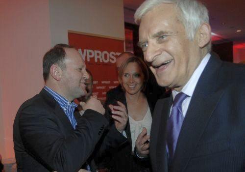 Człowiek Roku 2009 - Jerzy Buzek i ks Kazimierz Sowa