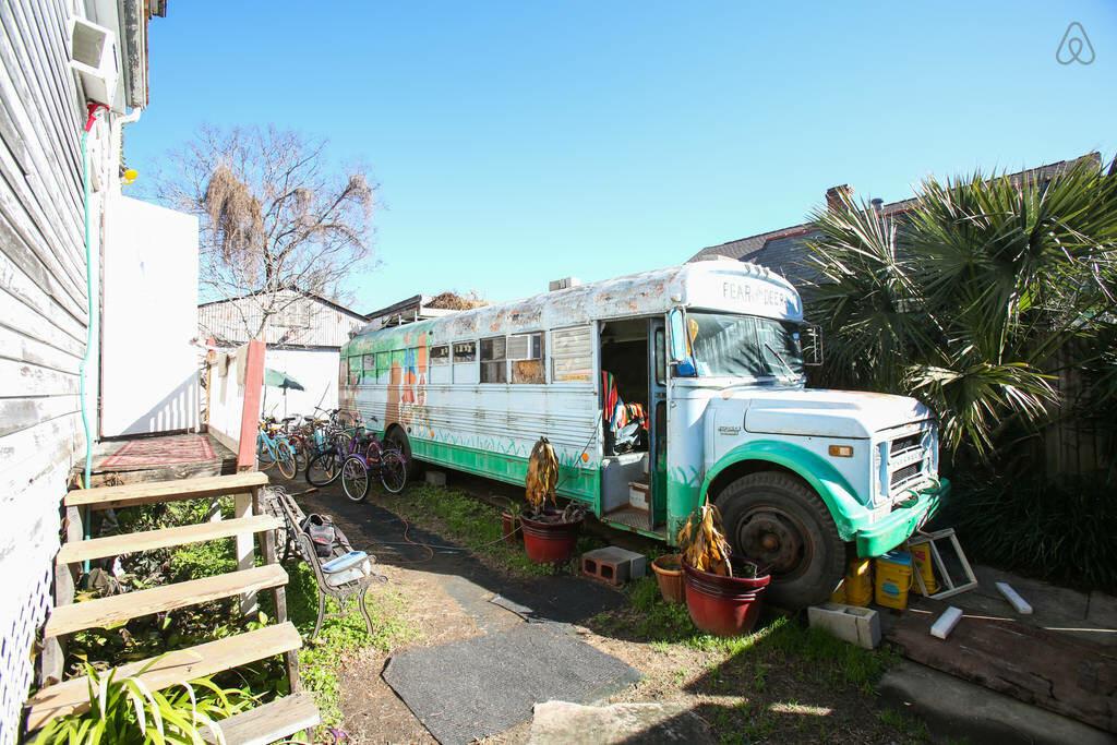 Hipisowski autobus w Nowym Orleanie, od 129$/noc