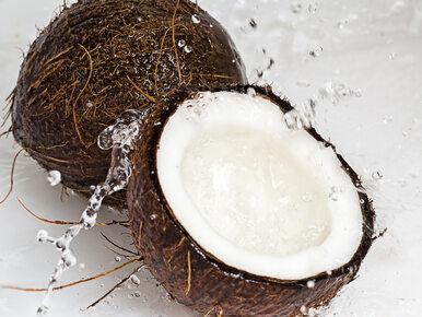 """Eksperci ostrzegają przed stosowaniem oleju kokosowego. """"Sprzyja tyciu i..."""