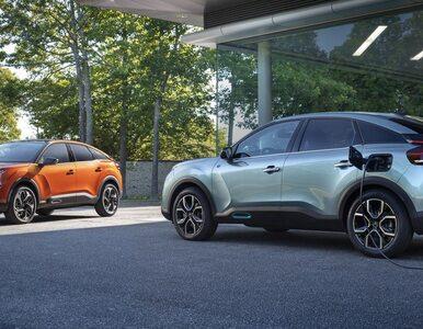 Nowy Citroën C4 będzie… SUV-em jeżdżącym (także) na prąd