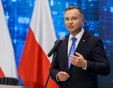 """Jednoznaczne stanowisko Andrzeja Dudy. """"Zachęcam do tego, żeby się..."""