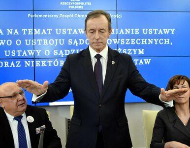 Prezydent Duda spotka się z marszałkiem Grodzkim. Tematem – sądy