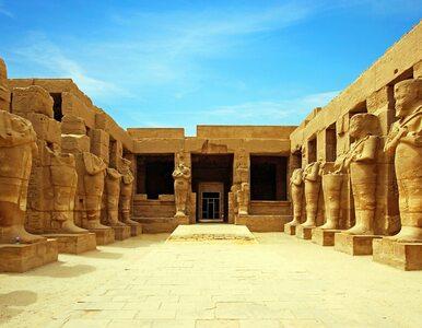 """""""Świątynie egipskie były dobrze prosperującymi przedsiębiorstwami""""...."""