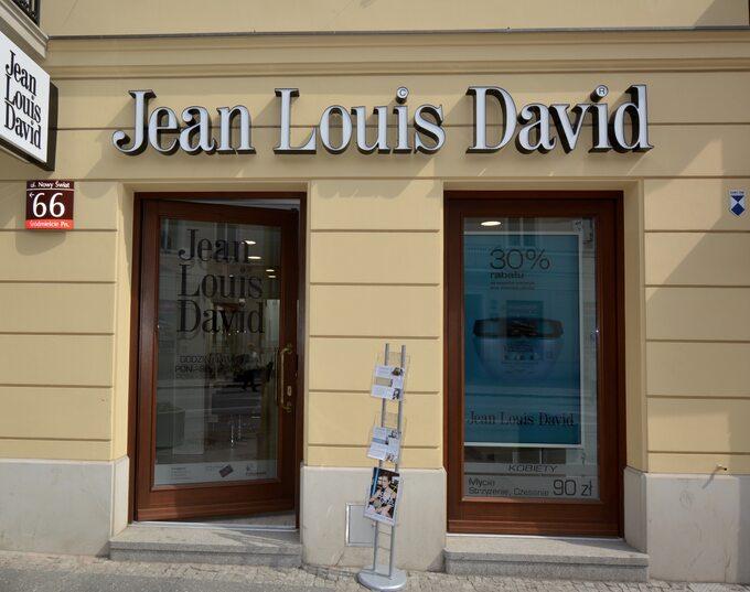 fasada Jean Louis David